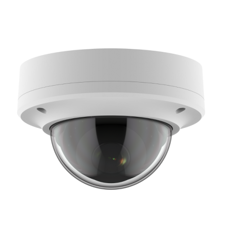 2MP 4-in-1 AHD Vandal Dome w/ Protective Cover | White