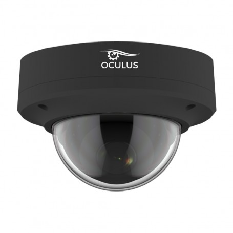 2MP 4-in-1 AHD Vandal Dome w/ Protective Cover | Black