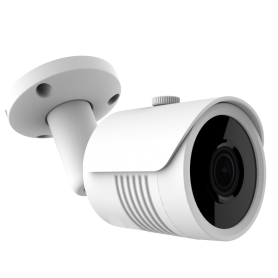 2MP 4-in-1 AHD Fixed Bullet | White