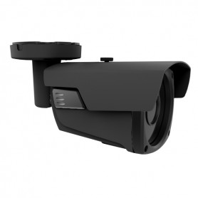 5MP 4-in-1 AHD Varifocal Bullet | Black