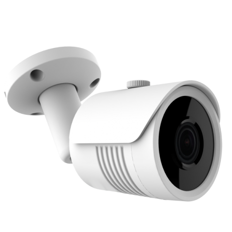 5MP IP Fixed Bullet w/ POE   White