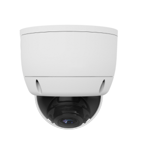 2MP IP Varifocal Dome w/ Attached Deep Base & POE | White