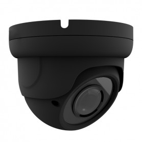 5MP IP Varifocal Vandal Dome w/ POE | Black