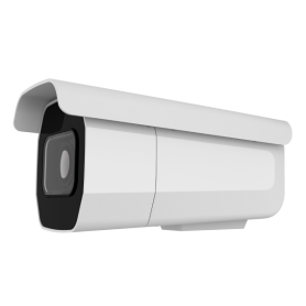 12MP (TRUE 4K) IP Varifocal Bullet w/ POE | White