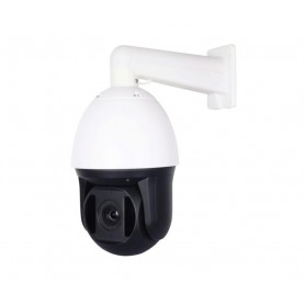 2MP 3-in-1 AHD 18x Zoom PTZ Speed Dome | White
